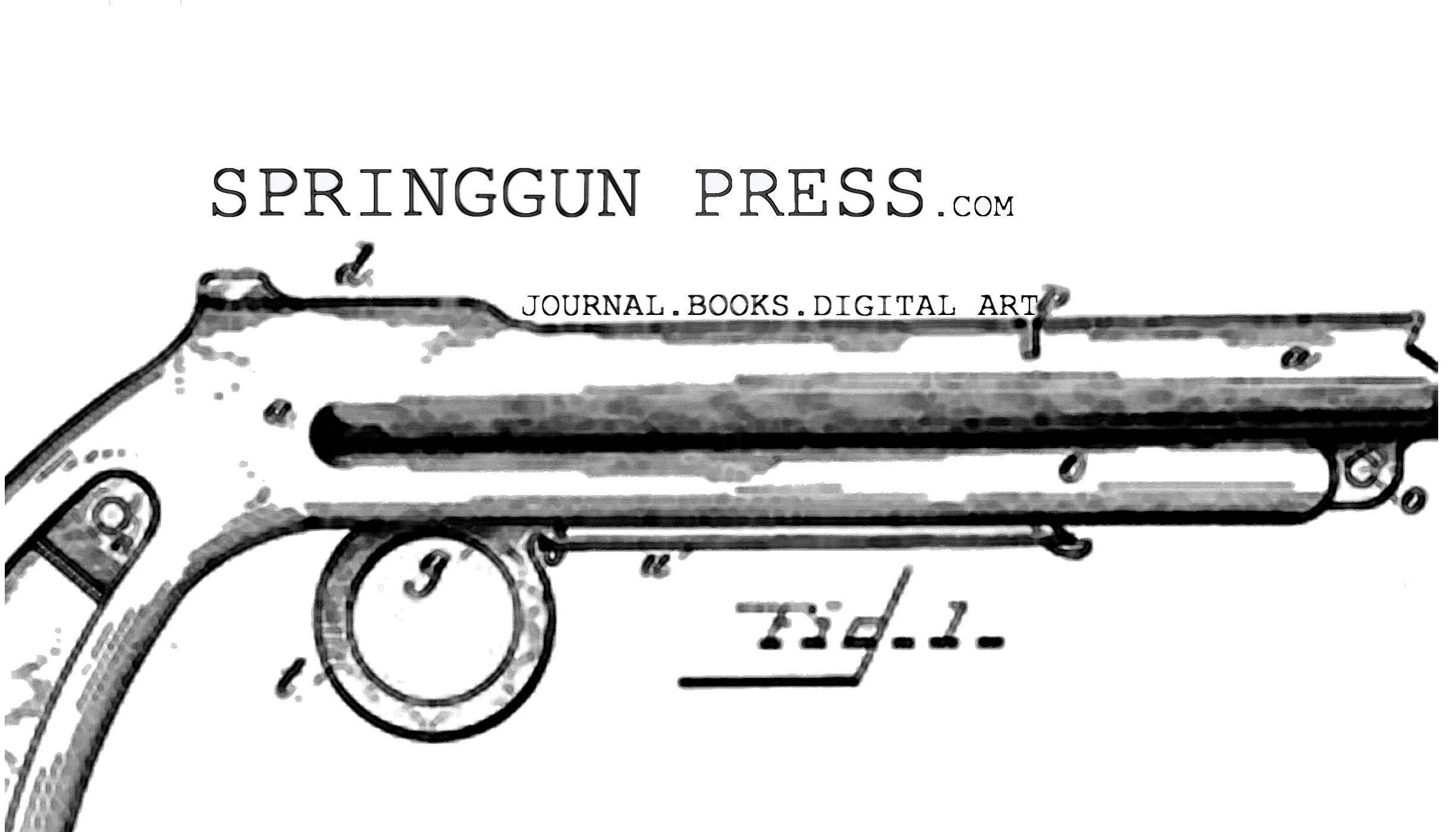 Small Press Alternate Logo