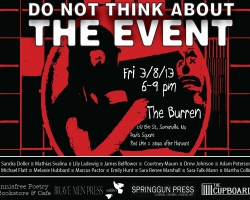 The Event - An AWP Off-Site Reading